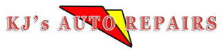 KJ's Auto Repairs Logo